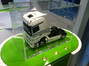 Modelltruck Expedition N Mobil